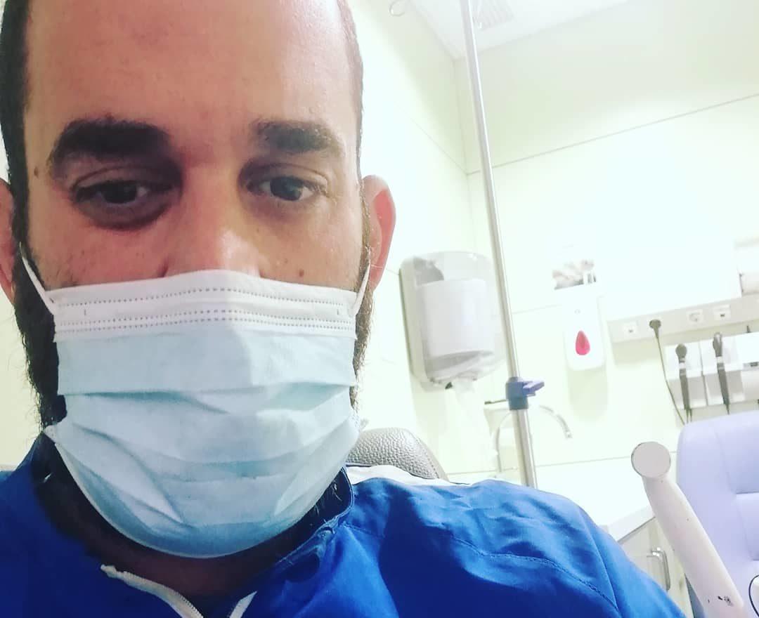 El regidor Noel Duque ingressat a l'Hospital de Terrassa per Covid-19