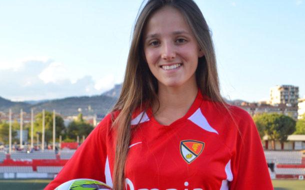 La migcampista Ona Aldea, primer fitxatge del Terrassa FC