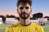 El porter Arnau Riera, nou fitxatge del CP San Cristóbal
