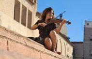 El violí de la terrassenca Carol Duran sonarà a Califòrnia amb la seva proposta 'Flamengrass'