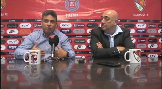 CP San Cristóbal i Terrassa FC valoren positivament les obres a Ca n'Anglada i no descarten noves col·laboracions