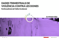 Creixen un 22% les denúncies per violència de gènere a la comarca en l'últim any