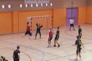L'Handbol Terrassa s'imposa al Mataró per un ajustat 27-25 i puja a l'onzè graó de la taula
