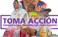 Rotary Club de Terrassa commemora el Dia Mundial contra la Polio